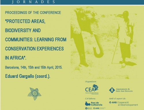 Proceedings of the Conference on Conservation and Communities in Africa