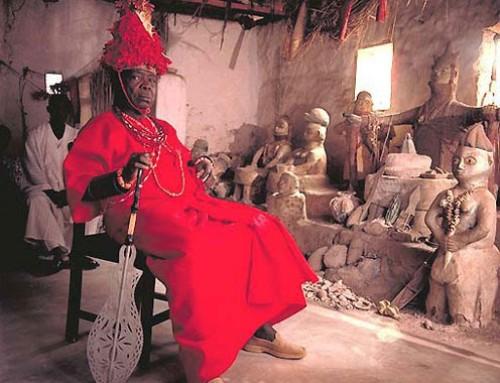"""""""Els reis-déu a l'Àfrica"""""""