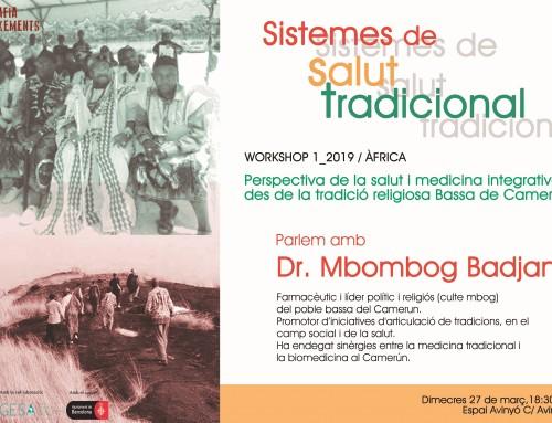 Perspectiva de la salut i medicina integrativa des de la tradició religiosa Bassa de Camerún